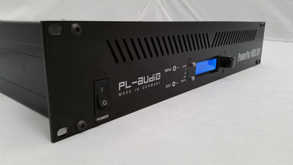 Powerpac DSP 4003