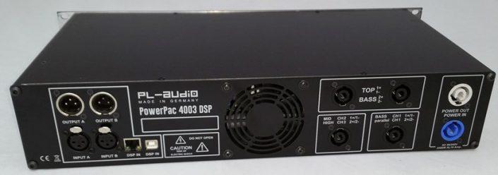 Powerpac DSP 4003_2