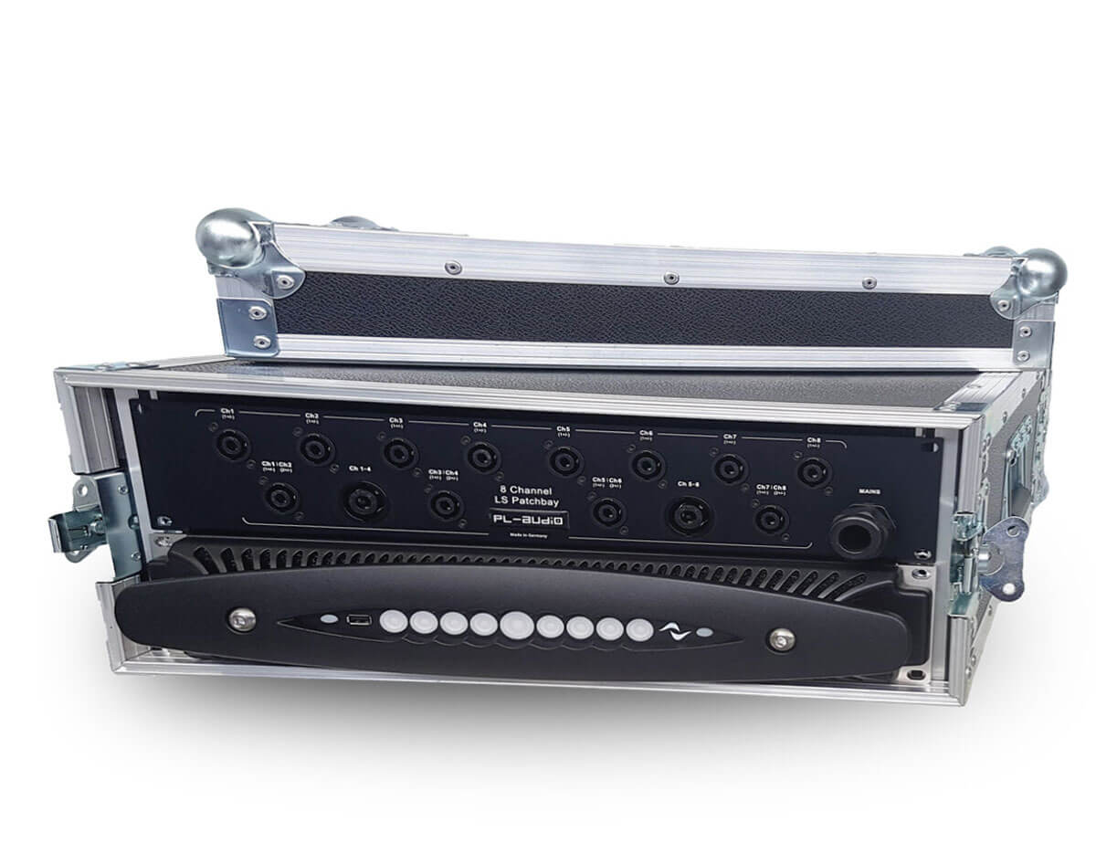 Powersoft-X-8-System-Rack