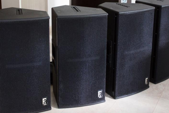 Alcons Audio VR 12 gebraucht
