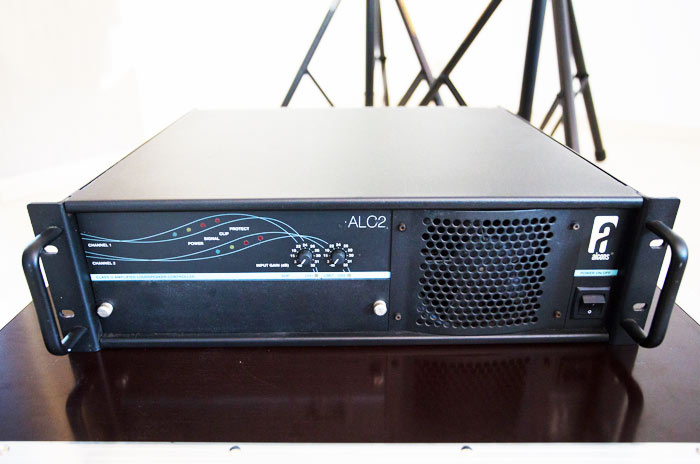 Alcons Amp ALC Endstufe ALC2, gebraucht zu verkaufen.